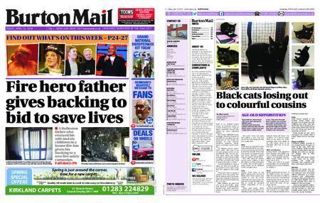 Burton Mail – April 13, 2018