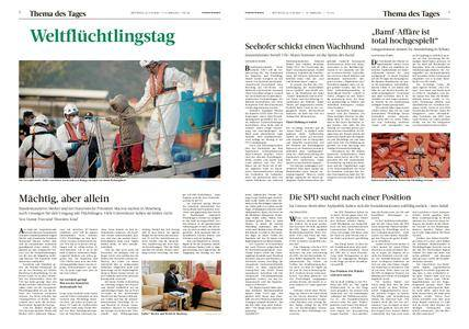 Frankfurter Rundschau Main-Taunus - 20. Juni 2018