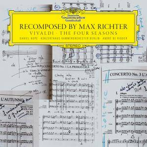 Max Richter - Recomposed By Max Richter > Vivaldi: The Four Seasons (2012) [Official Digital Download 24-bit/96 kHz]