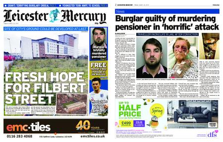 Leicester Mercury – March 22, 2019