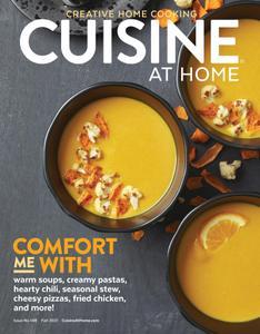 Cuisine at Home – September 2021