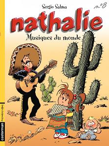 Nathalie - Tome 8 - Musiques du Monde