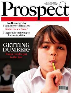 Prospect Magazine - June 2009