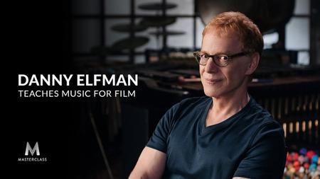 MasterClass - Danny Elfman Teaches Music for Film