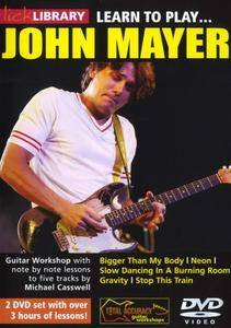 Learn To Play John Mayer [repost]