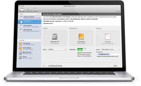 Carbon Copy Cloner 5.1.10 Multilingual macOS