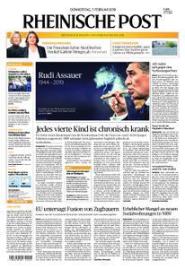 Rheinische Post – 07. Februar 2019
