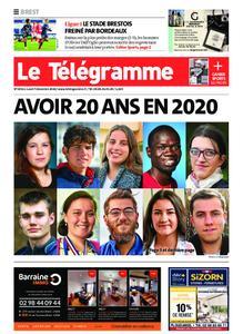 Le Télégramme Brest – 07 décembre 2020