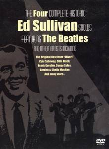 The Beatles - The Four Complete Historic Ed Sullivan Shows featuring The Beatles (2003) [2xDVD]