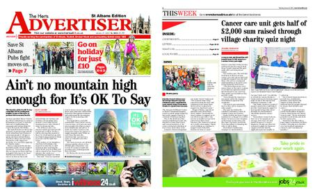 The Herts Advertiser – January 17, 2019