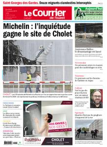 Le Courrier de l'Ouest Cholet – 11 octobre 2019