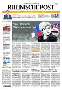 Rheinische Post – 17. Januar 2019
