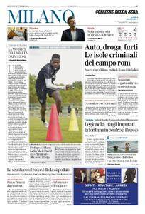 Corriere della Sera Milano – 27 settembre 2018