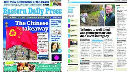 Eastern Daily Press – November 22, 2017