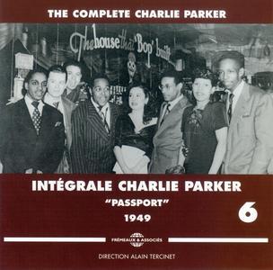 """Charlie Parker - Integrale Charlie Parker, Vol. 6, """"Passport"""", 1949 (2013) {3CD Set Frémeaux & Associés FA1336}"""