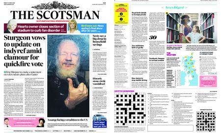 The Scotsman – April 12, 2019