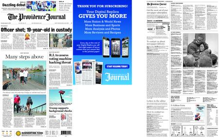 The Providence Journal – August 10, 2019