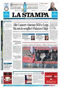 La Stampa Imperia e Sanremo - 25 Marzo 2018