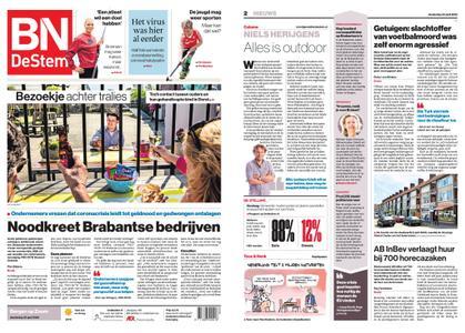 BN DeStem - Bergen op Zoom – 23 april 2020