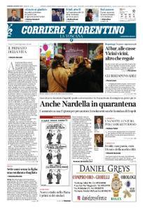 Corriere Fiorentino La Toscana – 08 marzo 2020