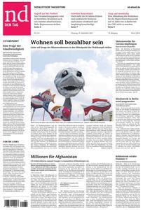 Neues Deutschland - 14 September 2021