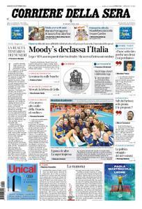 Corriere della Sera – 20 ottobre 2018