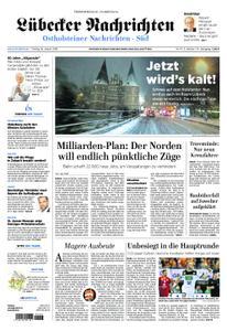 Lübecker Nachrichten Ostholstein Süd - 18. Januar 2019