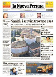 La Nuova Ferrara - 24 Gennaio 2017