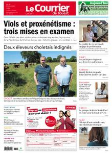 Le Courrier de l'Ouest Cholet – 20 juin 2019
