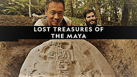 Nat.Geo: - Lost Treasures of the Maya: Series 1 (2019)