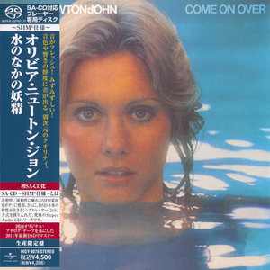 Olivia Newton-John - Come On Over (1976) [Japanese Limited SHM-SACD 2011 # UIGY-9078] PS3 ISO + Hi-Res FLAC