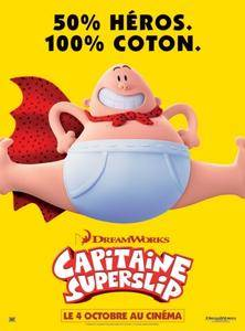 Captain Underpants: The First Epic Movie / Capitaine Superslip (2017)