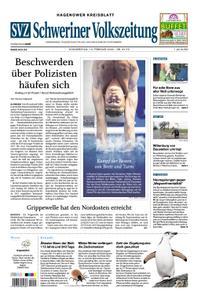 Schweriner Volkszeitung Hagenower Kreisblatt - 13. Februar 2020