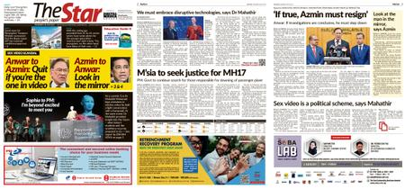 The Star Malaysia – 18 July 2019
