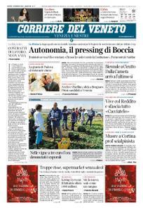 Corriere del Veneto Venezia e Mestre – 13 febbraio 2020