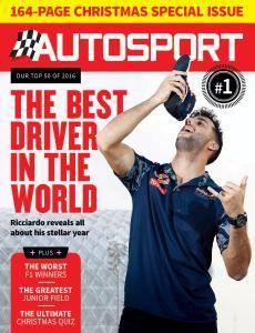 Autosport - December 15, 2016