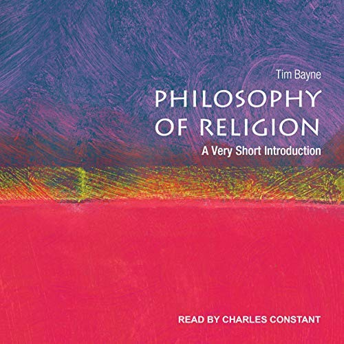 Philosophy of Religion: A Very Short Introduction [Audiobook]