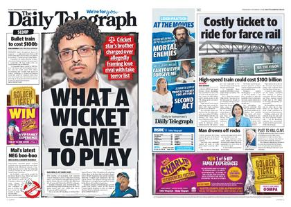 The Daily Telegraph (Sydney) – December 05, 2018