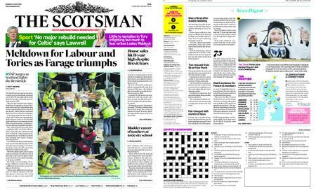 The Scotsman – May 27, 2019
