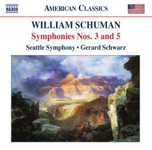 William Schuman - Symphonies Nos. 3 and 5, Judith (Seattle Symphony, Schwarz)