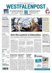 Westfalenpost Wetter - 14. Dezember 2017