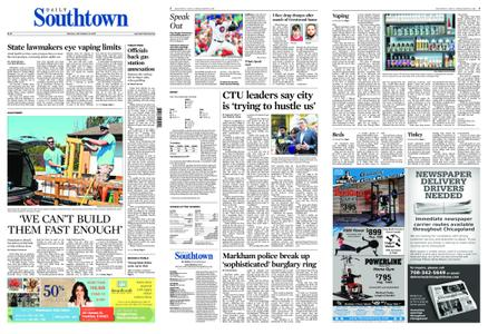 Daily Southtown – September 23, 2019