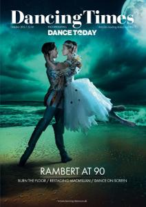 Dancing Times - Issue 1274 - October 2016