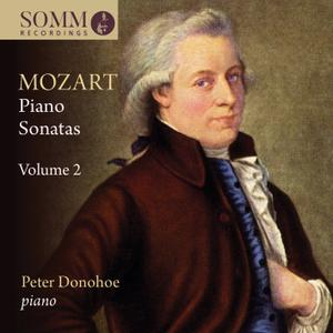 Peter Donohoe - Mozart: Piano Sonatas, Vol. 2 (2019)