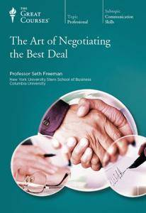 The Art of Negotiating the Best Deal [repost]