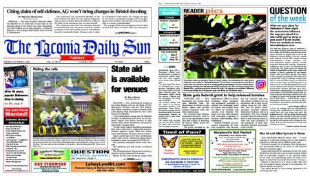The Laconia Daily Sun – October 06, 2020