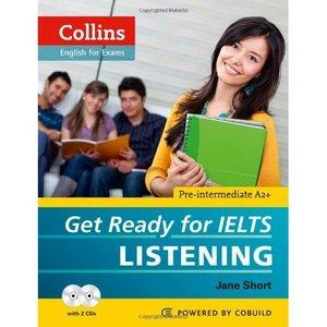 Collins Get Ready for Ielts Listening + CD (Repost)