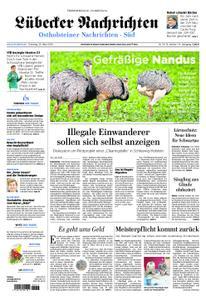 Lübecker Nachrichten Ostholstein Süd - 26. März 2019