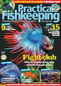 Practical Fishkeeping - July 2016