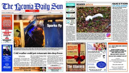 The Laconia Daily Sun – November 10, 2020